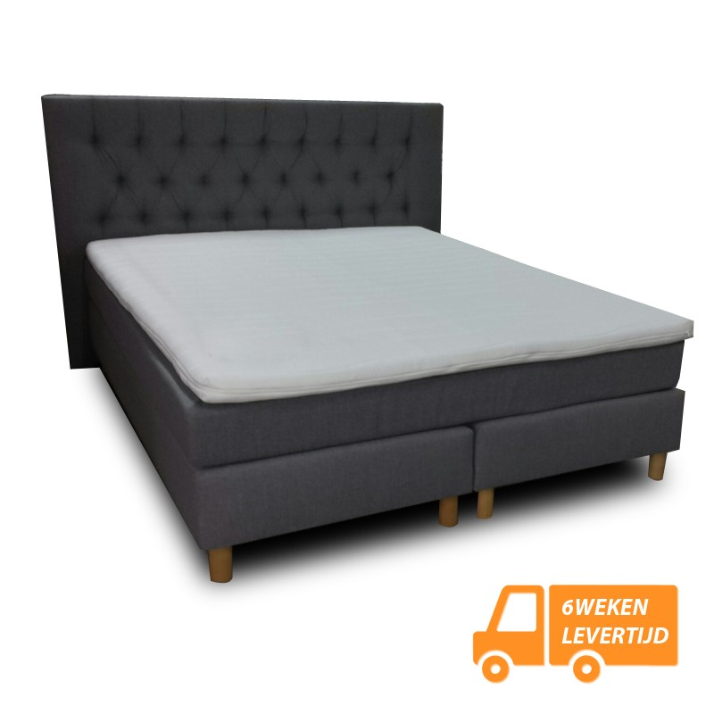 boxsprings matrassen en bedtextiel boxspring plaza